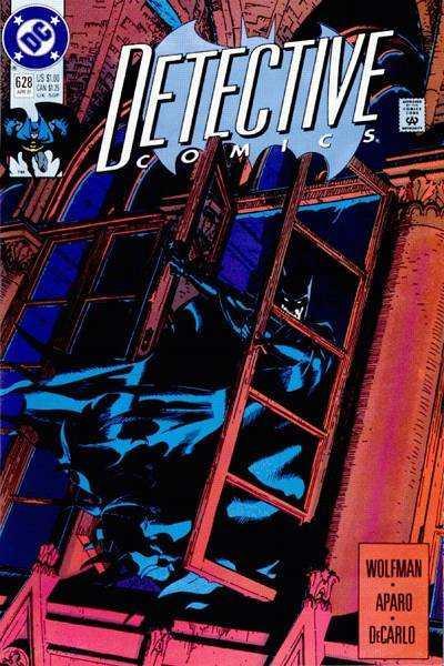 Detective Comics (1937 series) #628, NM- (Stock photo)