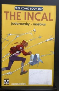 The Incal: Free Comic Book Day (FR) #1 (2017)