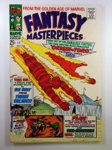 Fantasy Masterpieces #11 (1967) VF-