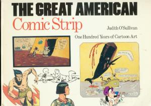 GREAT AMERICAN COMIC STRIP-TPB-100 YEAR HISTORY FN