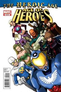 Age of Heroes (2010 series) #2, VF (Stock photo)