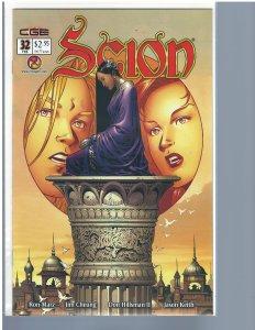 Scion #32 (2003) NM