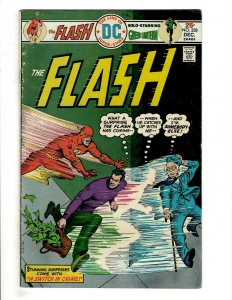 10 The Flash DC Comics 238 239 240 241 244 245 247 259 322 323 Barry Allan J461