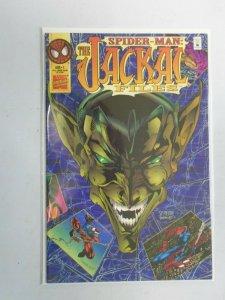 Spider-Man The Jackal Files #1 8.0 VF (1995)