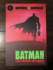 Batman:Last Knight on Earth 1