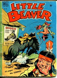 Little Beaver-Four Color Comics #267 1950-Dell-Fred Harmon-VG-