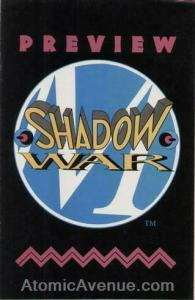 Shadow War Preview #1 FN; DC/Milestone | save on shipping - details inside