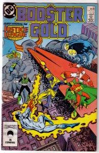 Booster Gold   vol. 1   #22 VG