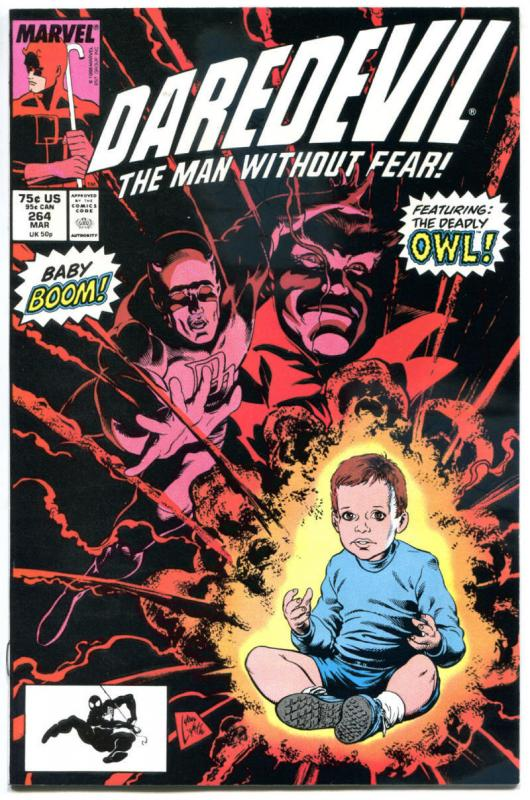 DAREDEVIL #263 264 265 266 267 268 269, VF/NM, Ditko, Romita, Man without Fear