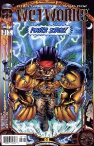 Wetworks (1994 series) #29, VF (Stock photo)