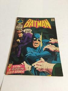 Batman 229 Vf Very Fine 8.0