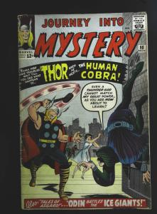 Journey into Mystery (1952 series) #98, VG+ (Actual scan)