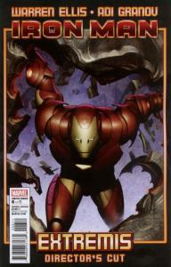 Iron Man (4th Series) #6A VF/NM; Marvel | save on shipping - details inside