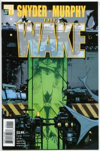 The WAKE #1 2 3 4 5 6 7 8 9 10, NM, Snyder, Murphy, 2013, 1-10,10 issues,Vertigo
