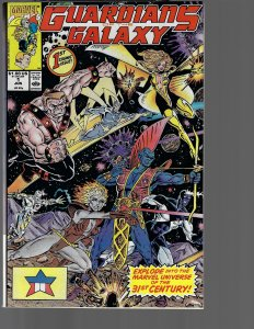 Guardians of the Galaxy #1 (Marvel, 1990) NM