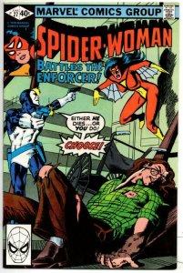 SPIDER-WOMAN #27 VF/NM, EnForcer, 1978 1980 Marvel Bronze age