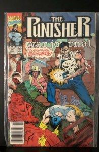 The Punisher War Journal #24 (1990)