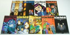 La Cosa Nostroid #1-9 VF/NM complete series - scud the disposable assassin set