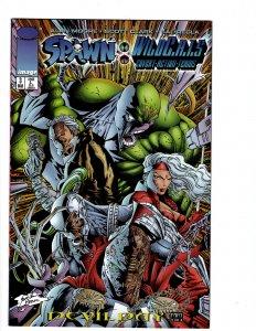 Spawn/WildC.A.T.S #3 (1996) SR35