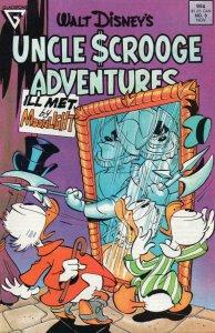 UNCLE SCROOGE #9, VF, Walt Disney, Donald Duck, 1987 1988, more in store
