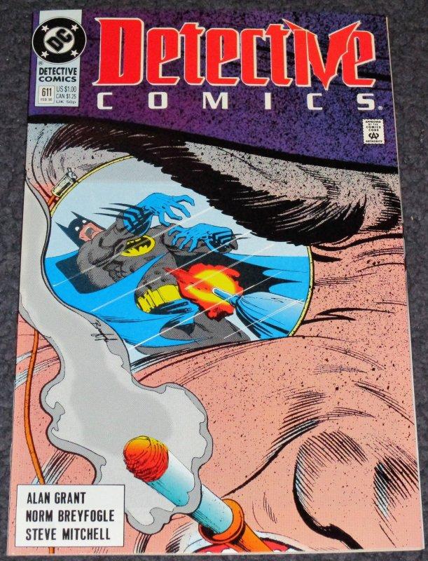 Detective Comics #611 -1989