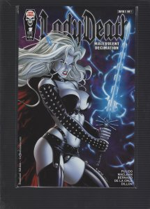 Lady Death: Malevolent Decimation #1 Standard edition