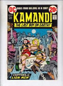 Kamandi the Last Boy on Earth #6 (Jun-73) NM- High-Grade Kamandi