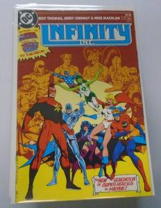 Infinity run #1 to #53 & Annual missing #s  - 1st Series - see pics - 8.0 - 1984