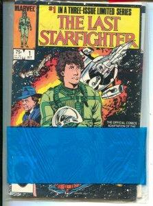 Last Starfighter Marvel Pre-Pack 1984-movie adaptation-issues #1, 2 & 3-NM