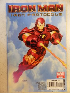 Iron Man: Iron Protocols #1 (2009)