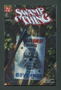 Swamp Thing #112  (2nd Series) 9.0 VFN/NM  October 1991