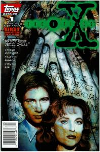 X-Files #1, 9.2 or better, 1st Print