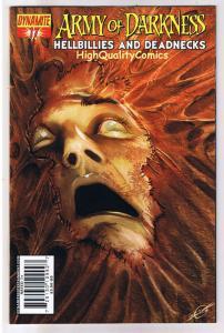 ARMY of DARKNESS : Hellbillies & DeadNecks #17, NM, 2007, more in AOD in store