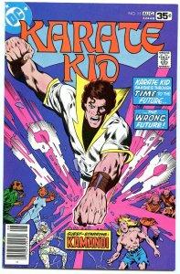 Karate Kid 15 Aug 1978 VF-NM (9.0)