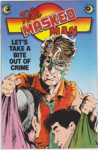 Masked Man #4