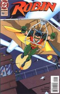 Robin (1993 series) #15, NM (Stock photo)