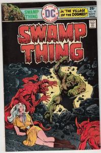 Swamp Thing #18 (Sep-75) VF/NM High-Grade Swamp Thing