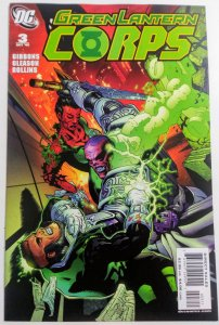 Green Lantern Corps #3 (2006) 1¢ Auction! No Resv! See More!!!