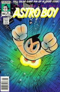Original Astro Boy, The #19 FN; Now | save on shipping - details inside