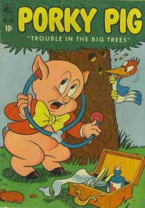 Four Color Comics #370, Good- (Stock photo)