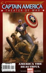 Captain America Theater of War: America the Beautiful #1 VF/NM; Marvel | save on