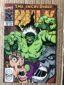 The Incredible Hulk #372 (1990)