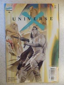 UNIVERSE X # 6