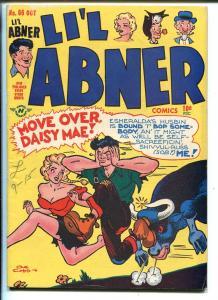 LIL ABNER #66 1948-HARVEY-DAISY MAE-AL CAPP-SADIE HAWKINS DAY-fn minus