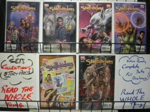 SPELLBINDERS (2005) 1-6  complete series!
