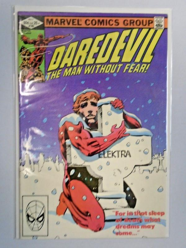 Daredevil (1st Series) #182, Direct Edition 6.0 - 1982