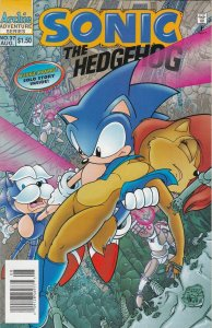 Sonic the Hedgehog 37 VF Newsstand