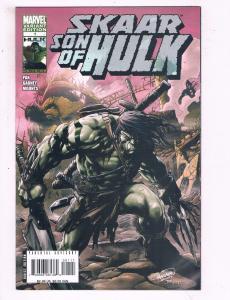 Skaar Son Of Hulk #1 NM Variant Cover Marvel Comic Book 2008 Series Pak Thor JH5