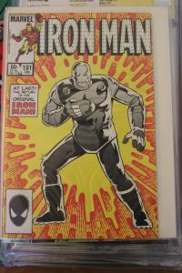 Iron Man 191  NM