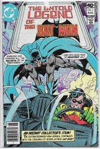 Untold Legend of the Batman   #2 of 3 GD Wein/Aparo, Joker